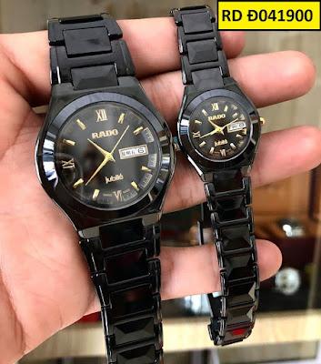 Đồng hồ cặp đôi Rado RD Đ041900