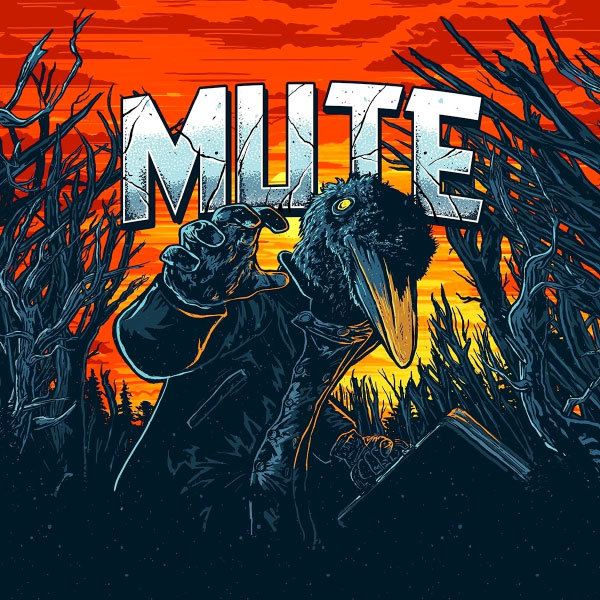 "MUTE announce ""The Raven"" livestream concert"