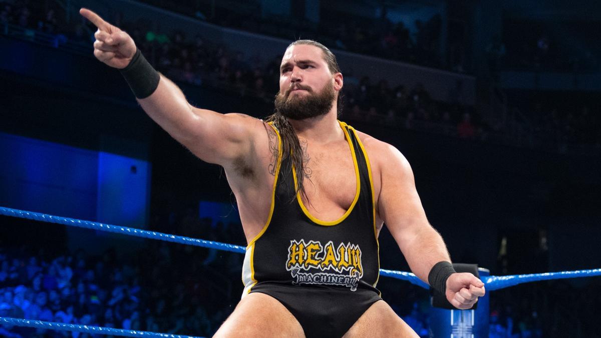 Curiosidade sobre a situação de Tucker na WWE