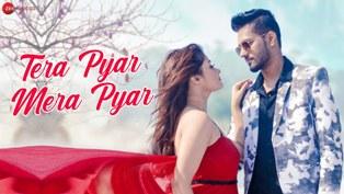 Tera Pyar Mera Pyar Lyrics - Sourav Kumar & Roma Saini