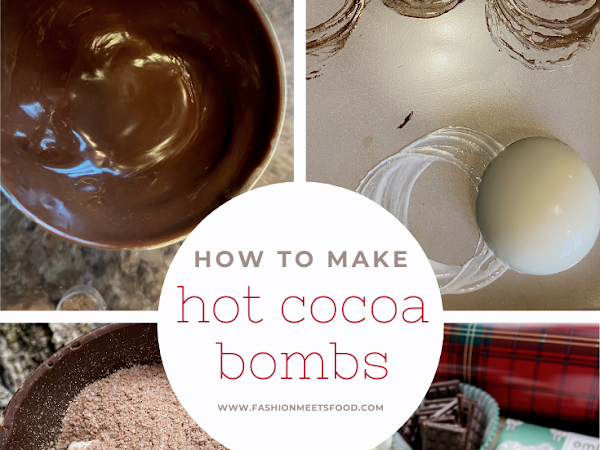 How to Make Hot Cocoa Bombs
