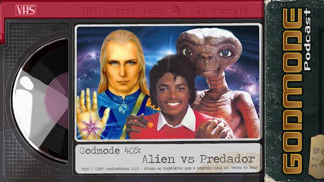 GODMODE 405 - ALIEN VS PREDADOR