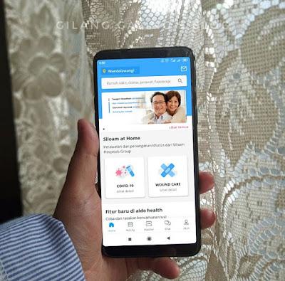 Rawat Jalan Online Paket Perawatan Siloam at Home oleh Siloam Hospitals