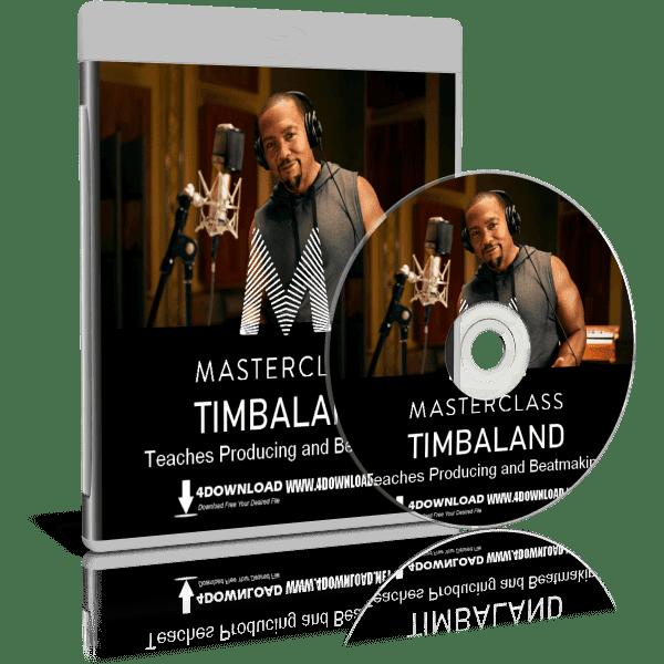 MasterClass - Timbaland Teaches Producing and Beatmaking
