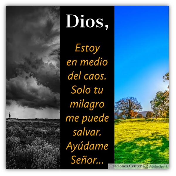 Oración Pidiendo un Milagro