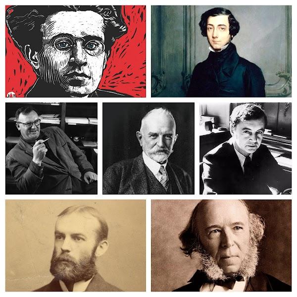 Los 25 Sociólogos más influyentes