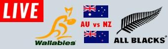 Wallabies vs All Blacks LIVE STREAM streaming