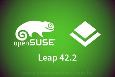 Lançado o openSUSE Leap 42.2!