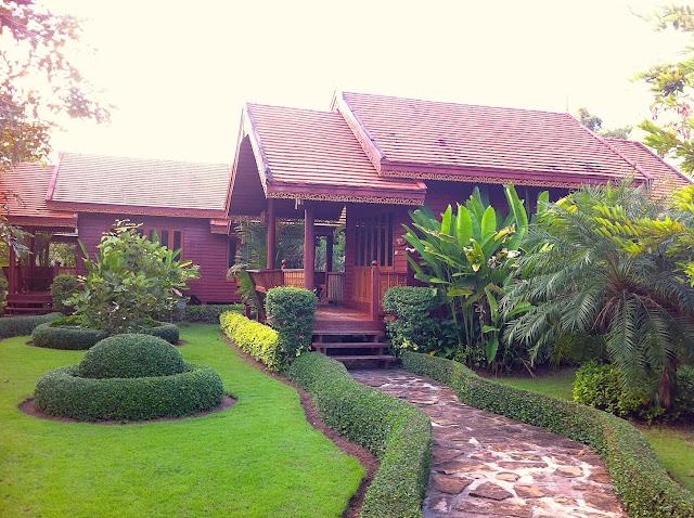 Chuanthanapanya Resort in Sawaeng Deang Din, North-East Thailand