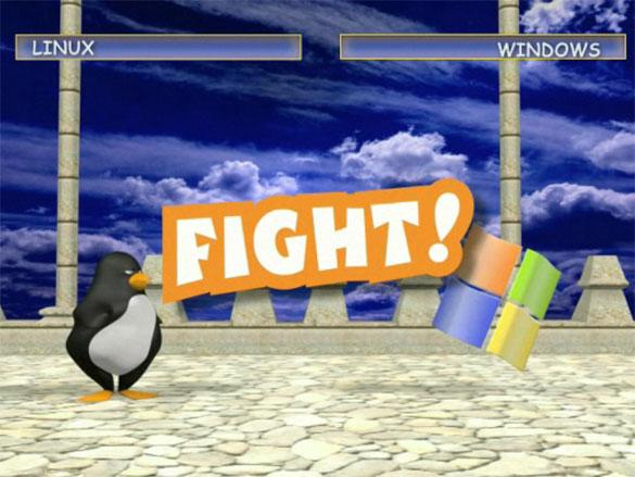 Linux e Windows estão se dirigindo para uma guerra que a Microsoft perderá!