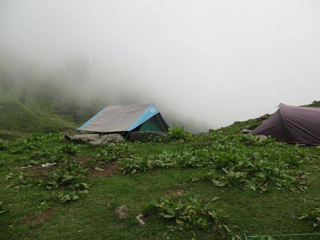Himachal Pradesh, Hamta Pass, Trekking