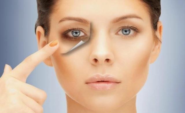 tips hapus kerutan di wajah, cara hapus kerutan di wajah, menghilangkan kerutan di bawah mata, hapus kerutan di bawah mata