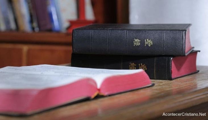 La Biblia en China