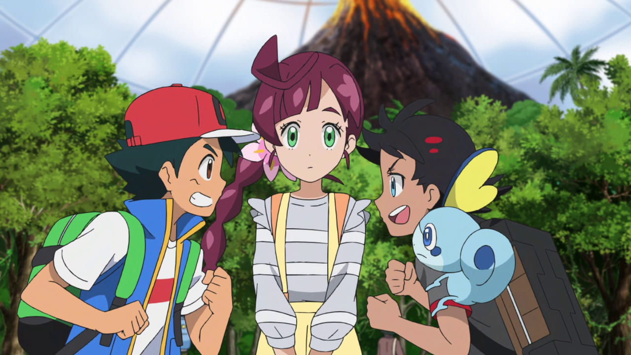 Pokemon Viajes capitulo 38 latino: ¡Restaurar y renovar!