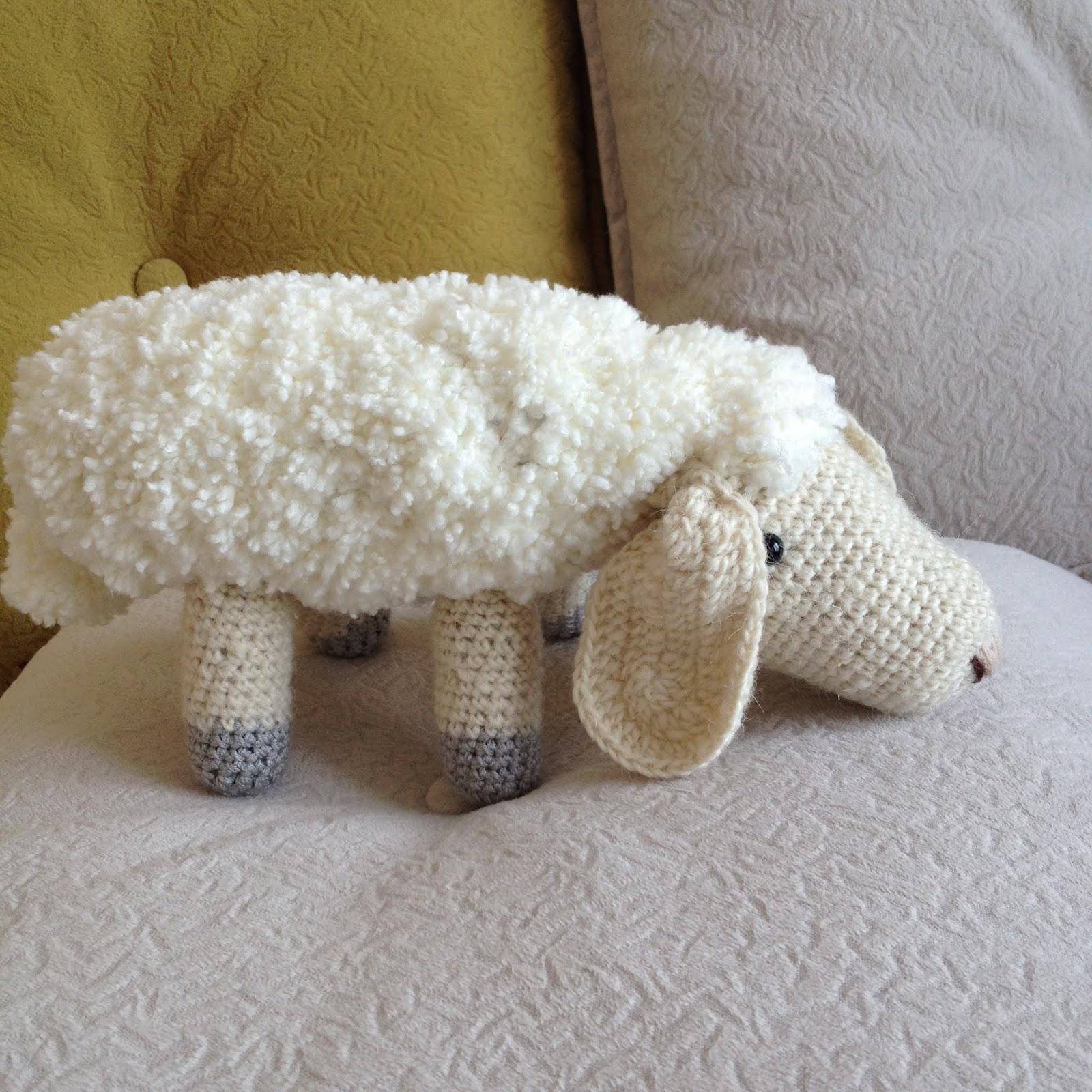 Amigurumi,Amigurumi Mor Koyun Yapılışı.Amigurumi Sheep Free ... | 1600x1600
