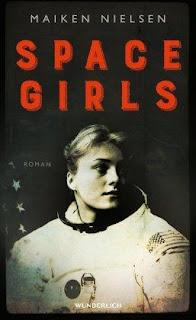 Space Girls ; Maiken Nielsen ; Wunderlich ; Rowohlt