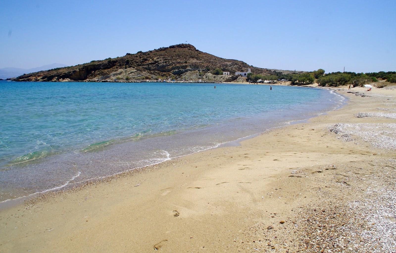 Beaches Paros Island