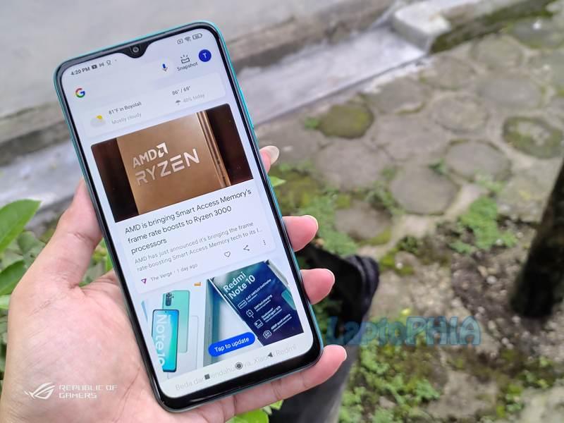 Benchmark AnTuTu Xiaomi Redmi 9T, Lebih Kencang dari Pesaingnya!