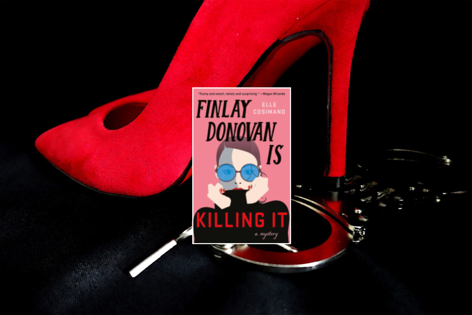 Finlay Donovan Is Killing it by Elle Cosimano - A Book Review