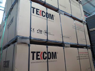 Ván Tekcom còn nguyên đai