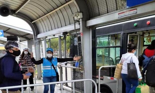 Metropolitano: desde hoy se ampliará el horario de los servicios expresos