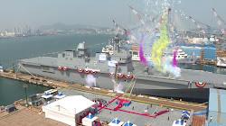 Hải quân Hàn Quốc đưa vào biên chế tàu tấn công đổ bộ lớp Dokdo thứ hai