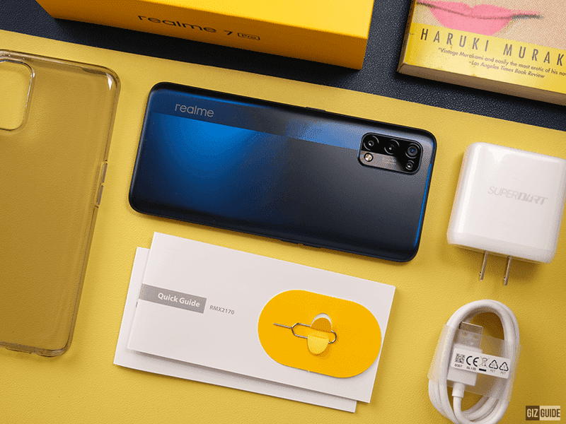 5 best features of realme 7 Pro