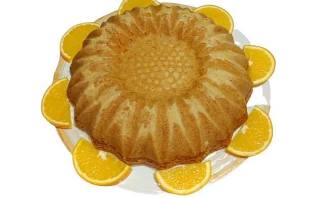 مقادير كيكة البرتقال