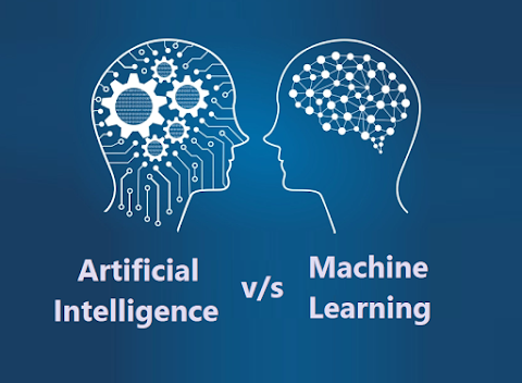 Difference Between Machine Learning And Artificial Intelligence in Hindi
