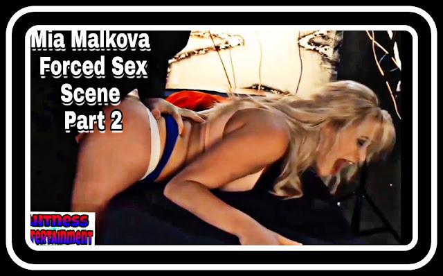 Mia Malkova sex scene - Super Girl 2 (2021)