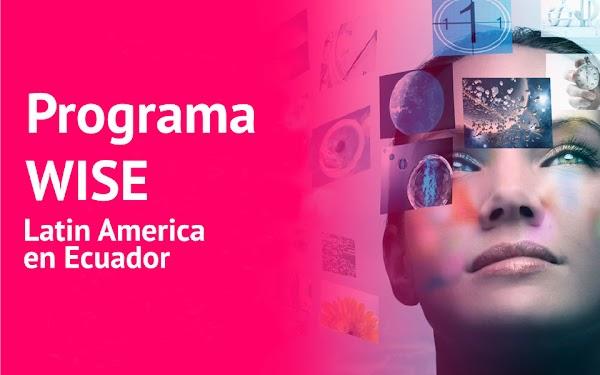 Inicia el segundo ciclo de capacitaciones del Programa WISE Women in STEM Entrepreneuship Latin America - Ecuador