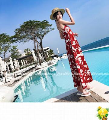 Shop váy maxi đi biển tại Bắc Từ Liêm