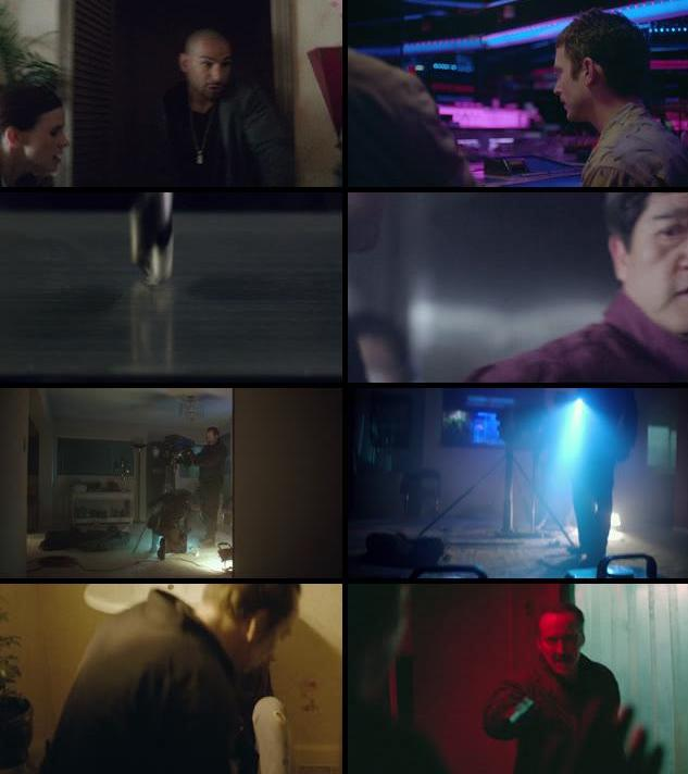 The Trust 2016 English 480p BRRip