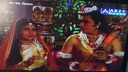 Om Namah Shivay Telecast Timing on DD Free dish