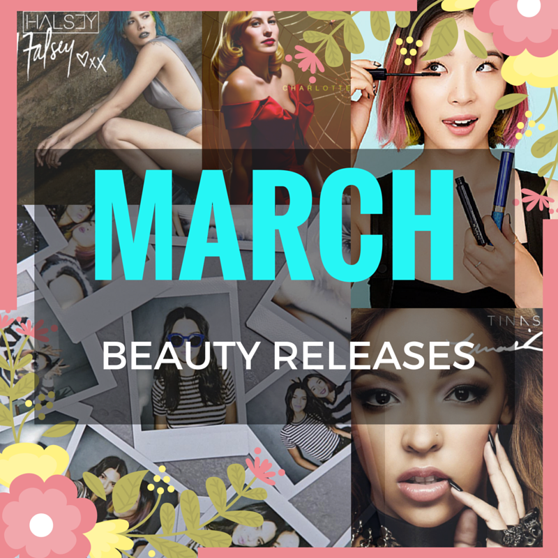 NEW MAKEUP MARCH