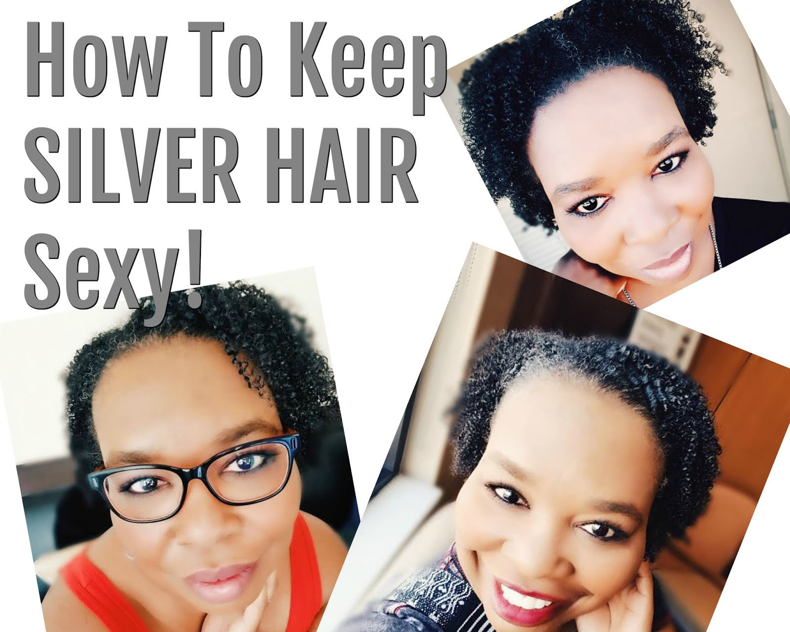If you love your gray or silver hair, but have a tough time keeping it from yellowing, check out these simple tips and products that will keep it sexy!