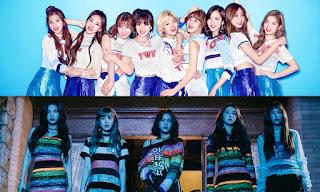 Anggota Twice dan Red Velvet akan Berkolaborasi di Panggung SBS Gayo Daejun 2017