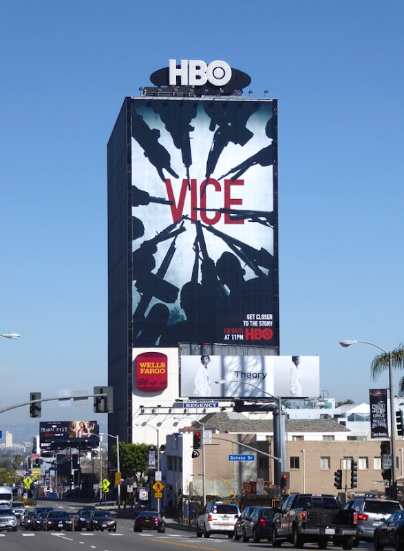 Giant Vice season 5 HBO billboard