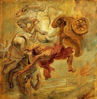 mythologie, Phaéton, Versailles.