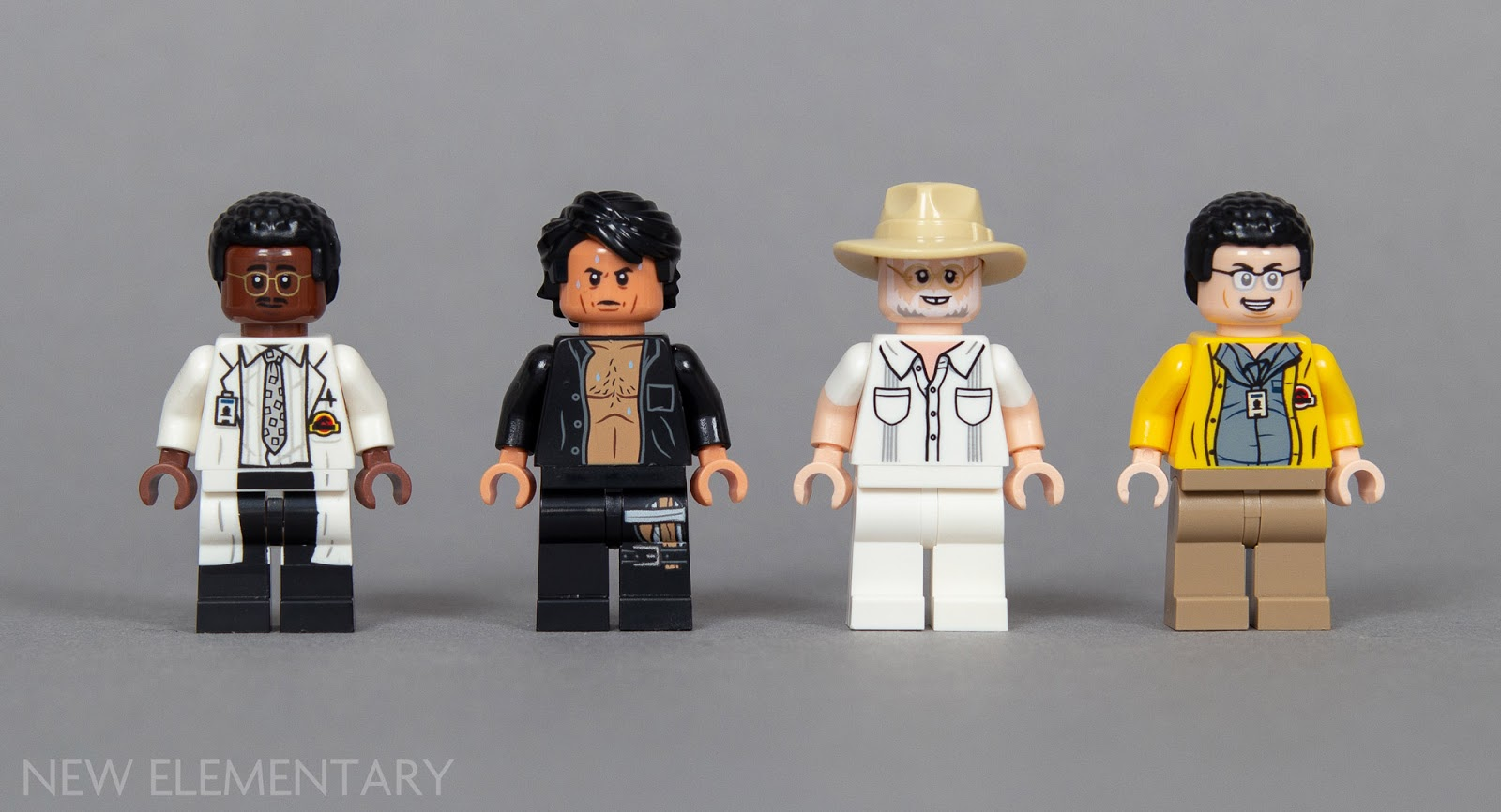 LEGO New Lot of 8 Medium Dark Flesh 2x1 Curved Slope Pieces