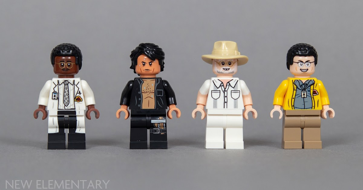 Lego Alan Grant From 75932 Lego Alan Grant Minifigure Lego! Lego Minifigure