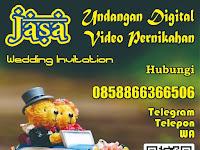 Jasa Pembuatan Video Undangan Pernikahan Digital