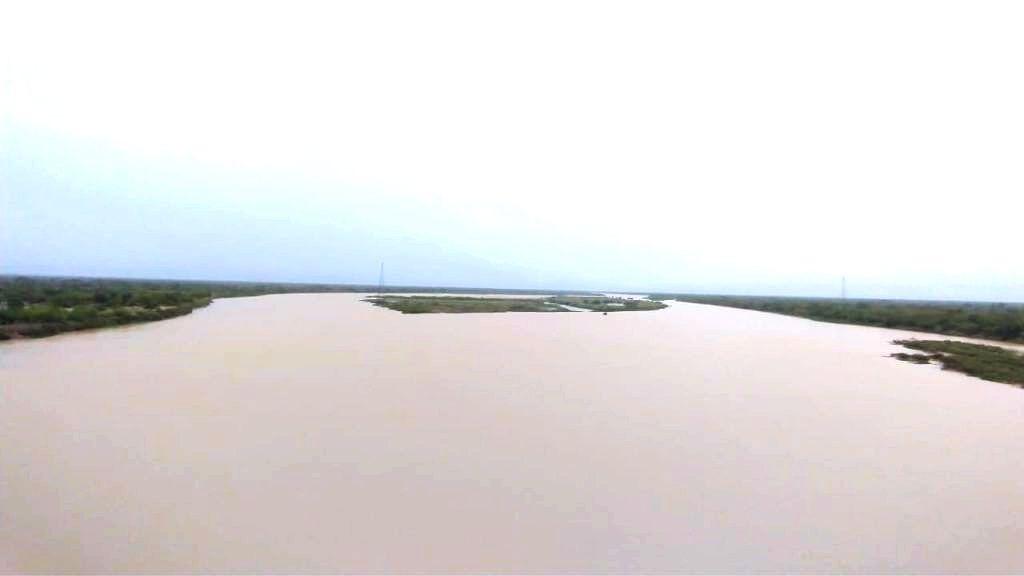 Nível do rio São Francisco passa de sete metros no Norte de Minas