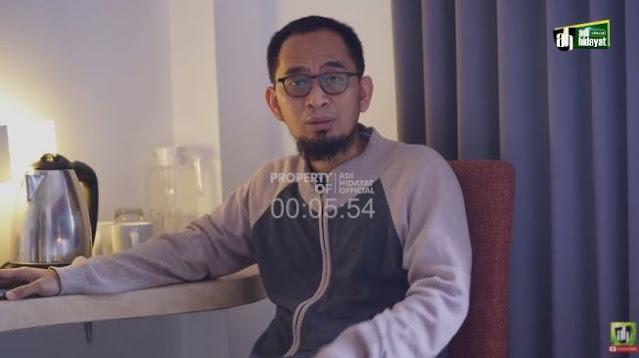 UAH ke Penyebar Fitnah: Jangan Siapkan Materai, Kita Uji di Pengadilan