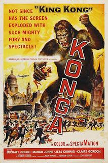 Konga (1961) [Latino-Ingles] [1080P] [Hazroah]