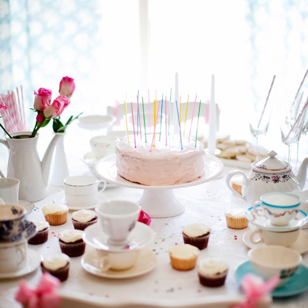 Ravacholle Lifestyle Blog  | Birthday Tea Party, The Best of the Blog so Far