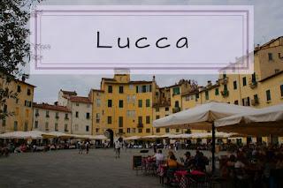 Lucca - cosa vedere in città