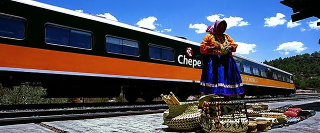 Comprar boletos tren chepe Chihuahua