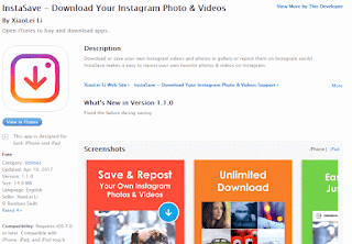 How to save videos from Instagram to Phone on iOS