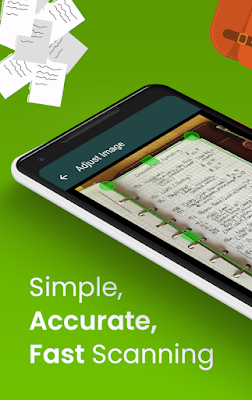 CLEAR SCANNER (MOD, PREMIUM UNLOCKED) APK FOR ANDROID